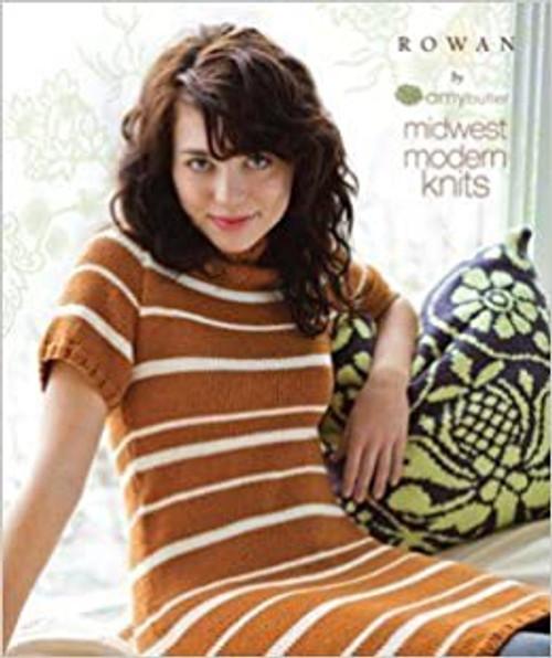 Rowan Book - Midwest Modern Knits by Amy Butler