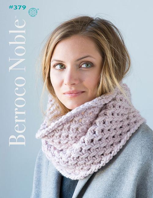 Berroco Booklet - 379 Berroco Noble