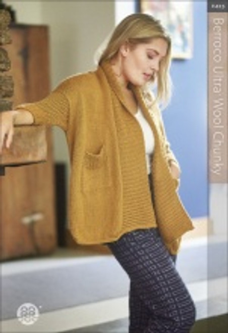 Berroco Booklet - 413 Berroco Ultra Wool Chunky