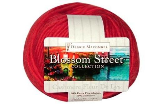 Cashmere Fleur De Lys - Debbie Macomber Blossom Street Collection
