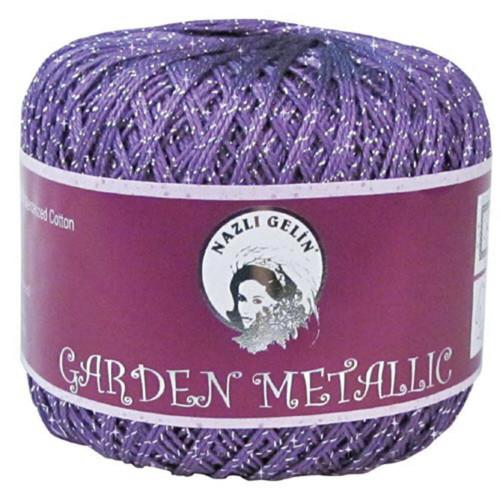 Garden #10 Metallic by Nazil Gelin