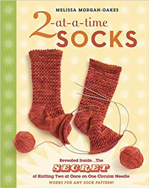 2-at-a-time Socks by Melissa Morgan-Oakes