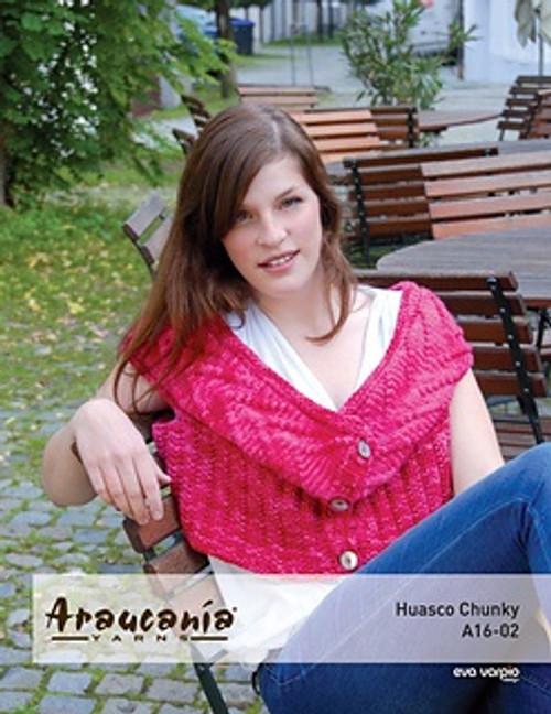 Araucania Pattern - Huasco Chunky Pattern A16-02