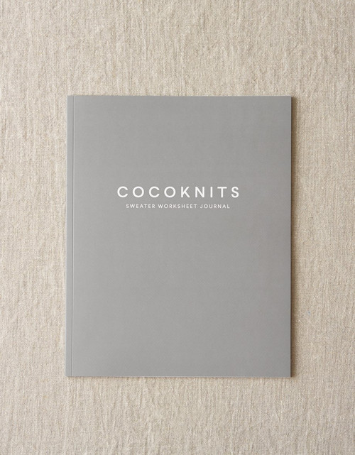 Sweater Worksheet Journal (Cocoknits)