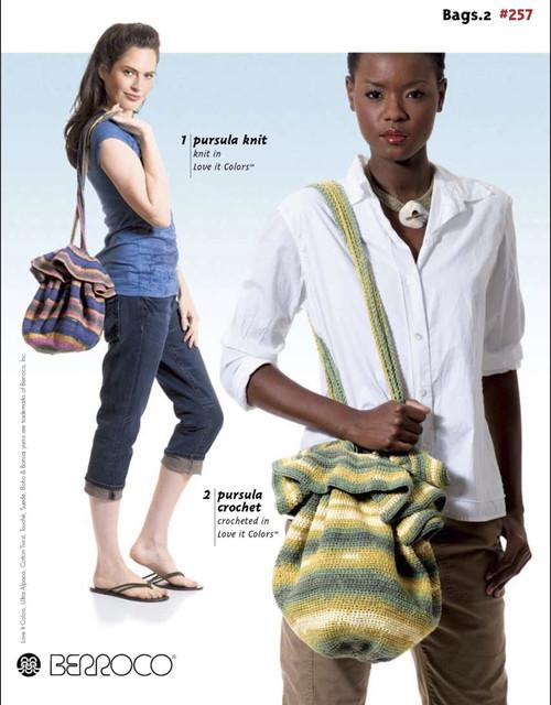 Berroco Booklet - 257 Berroco Bags 2