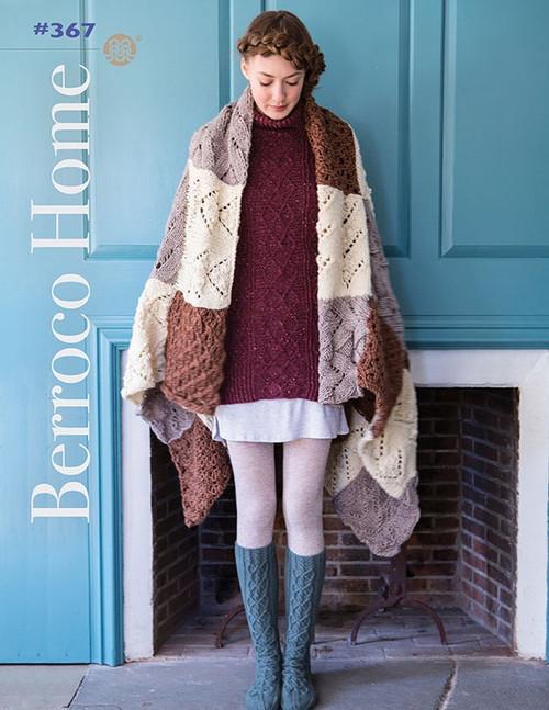 Berroco Booklet - 367 Berroco Home