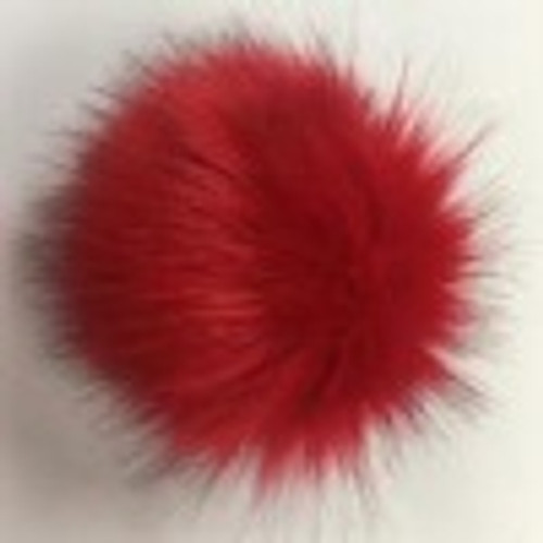 McPorter Farms Faux Fox Fur Pompom