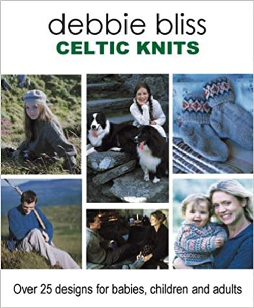 Debbie Bliss Book - Celtic Knits