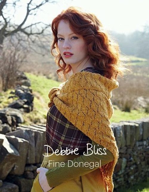 Debbie Bliss Book - Fine Donegal