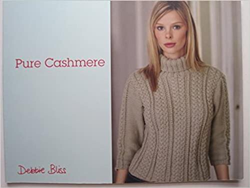 Debbie Bliss Book - Pure Cashmere