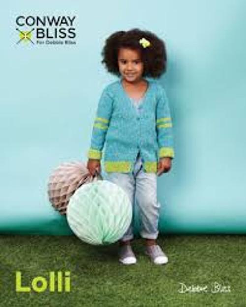 Debbie Bliss Pattern - CB022 Cardigan