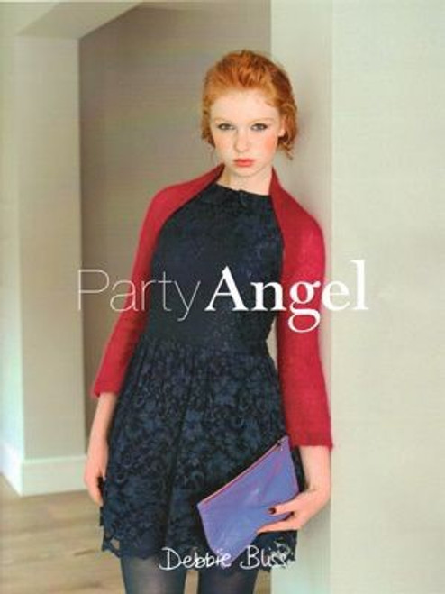 Debbie Bliss Pattern - DBPARA Party Angel