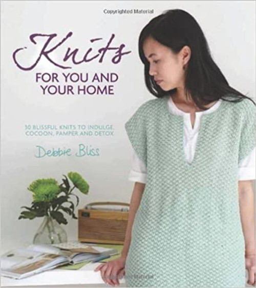 Debbie Bliss Book - Knits for You and Your Home