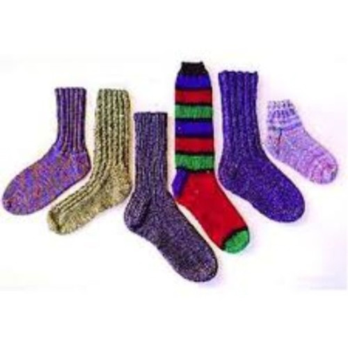 Ann Norling Pattern - #12 Adult Basic Sock
