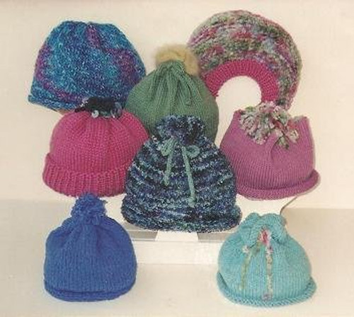 Ann Norling Pattern - #41 Any Gauge/Any Size Hat