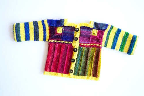 Myrna's Cardigan Kit