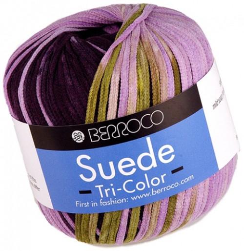 Suede Tri-Color - NO RETURN