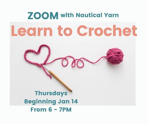 20210114 - Learn to Crochet
