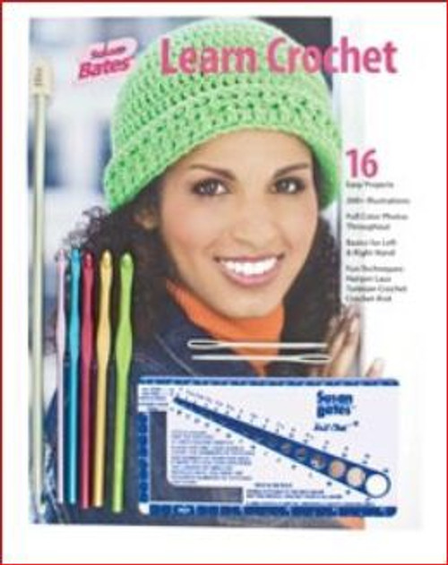 Learn to Crochet Kit - Susan Bates