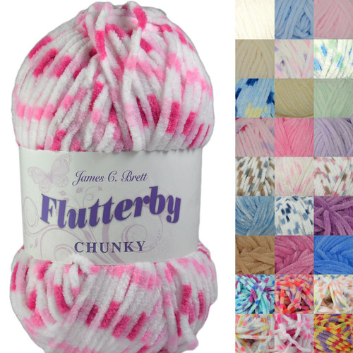 Flutterby Chunky