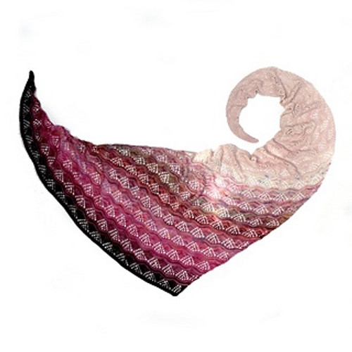 Grevillea Shawl Kit