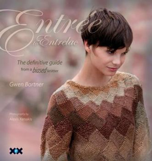 Entree to Entrelac by Gwen Bortner