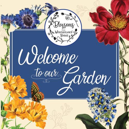 Blossom Garden Society Yarn Club