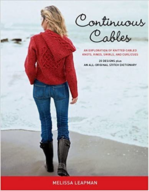 Continuous Cables by Melissa Leapman