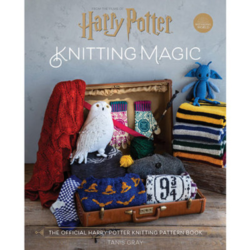 From the Films of Harry Potter - Knitting Magic, The Official Harry Potter Knitting Pattern Book by Tanis Gray