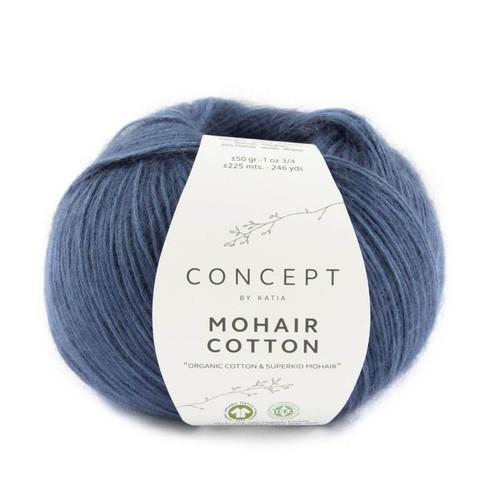 Mohair Cotton