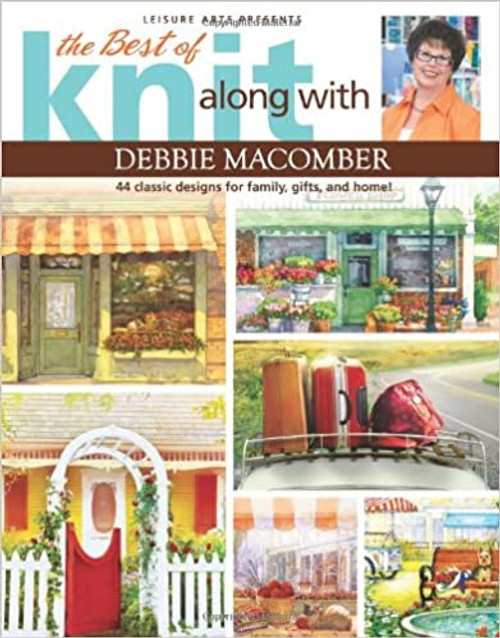 Best of a Knit Along with Debbie Macomber