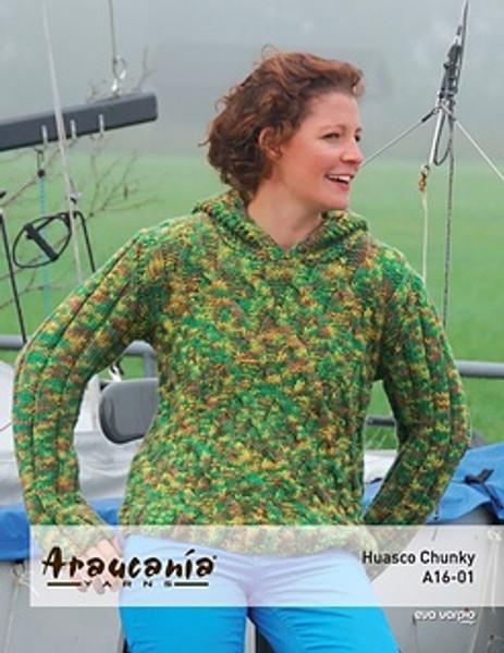 Araucania Pattern - Huasco Chunky Pattern A16-01