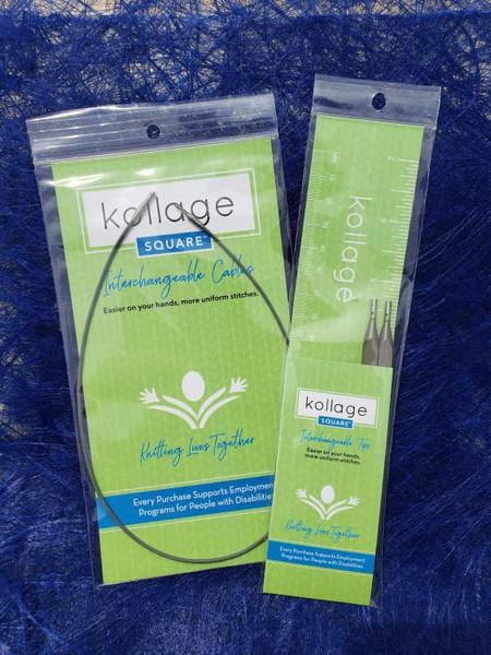 "Kollage Square 3.5"" Interchangeable Needles"