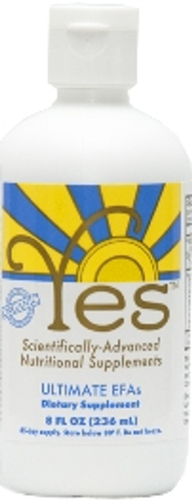 Yes 1 Month Supply - Liquid EFA, Liquid Herbal, Mineral Caps