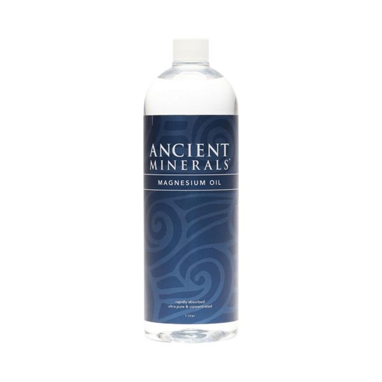 Ancient Minerals Magnesium Oil, 33.8 oz