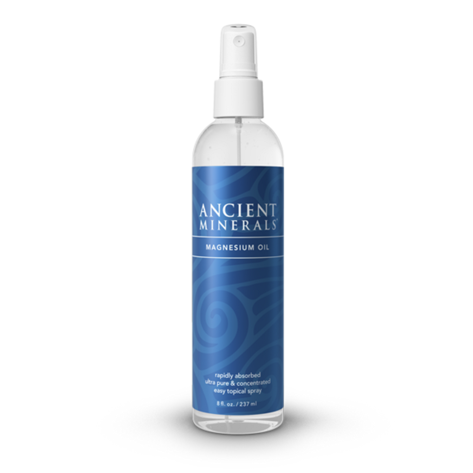 The original magnesium oil, trusted by professionals since 2007. Ancient Minerals magnesium oil by Environmedica contains only the purest ingredients in a convenient topical spray.