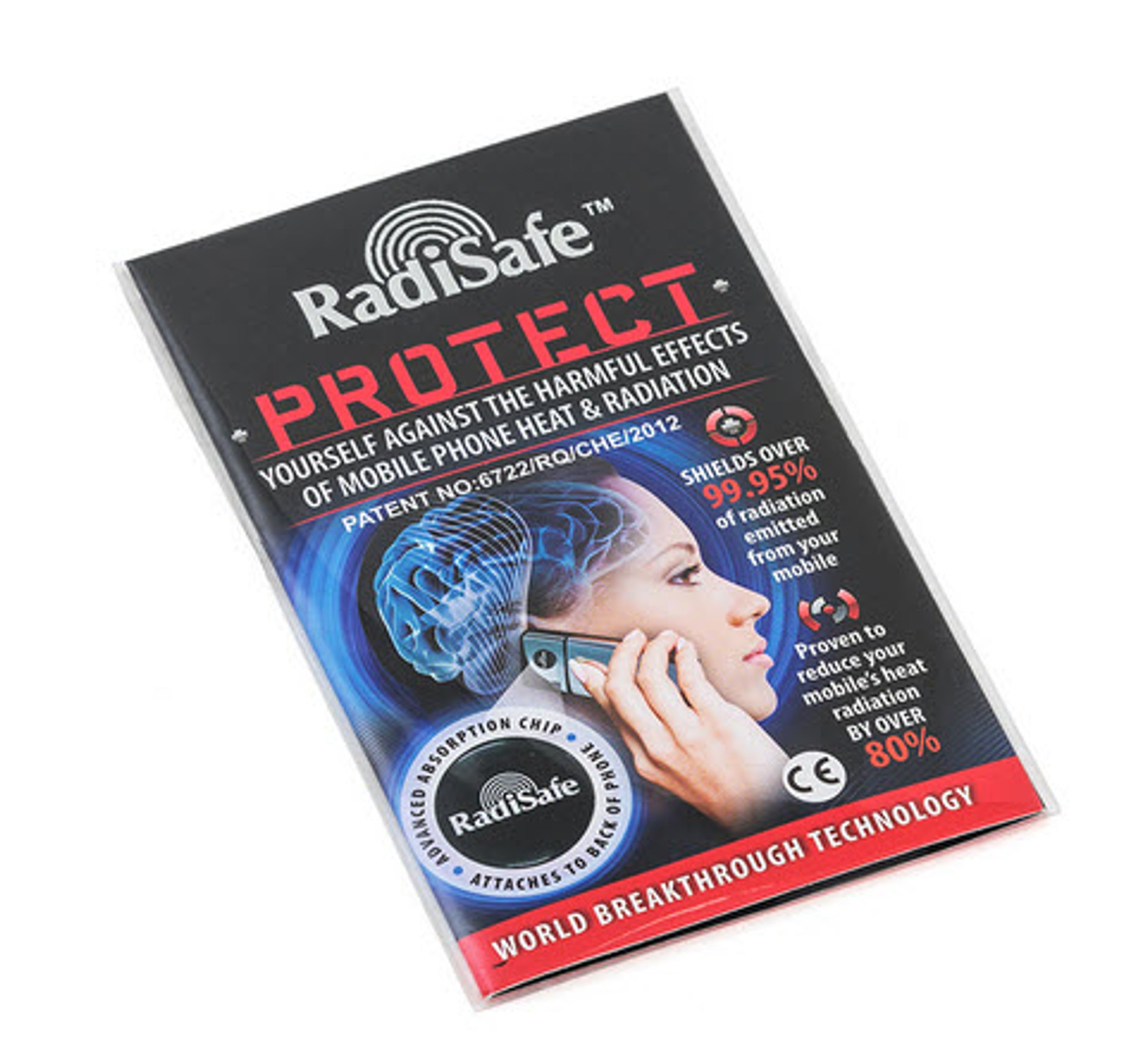 Add a RadiSafe EMF Protection for your electronic device to your BlockIt PockIt order for a savings.