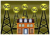 Radio is dangerous, but not 5G? FCC greenlights rollout for 5G tech but reaffirms radio radiation