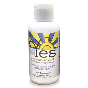 Yes Ultimate EFA Supplement, Liquid 4oz