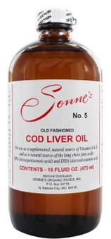 Sonne Cod Liver Oil #5 (Springreen #85)