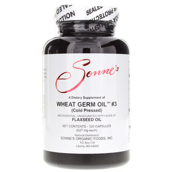 Sonne Wheat Germ Oil #3 (Springreen #83)