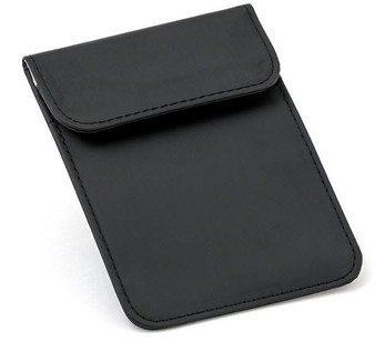 BlockIt PockIt provides 2 in 1 Protection. EMF protection from your mobile phone and block credit card scan theft.