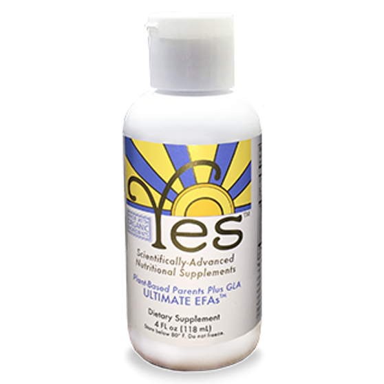 Yes Ultimate EFA Supplement, Liquid 4oz