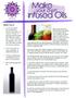 NHT Violet Oil Bottle , 750 ml