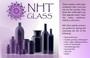 NHT Violet Oil Bottle, 1 liter