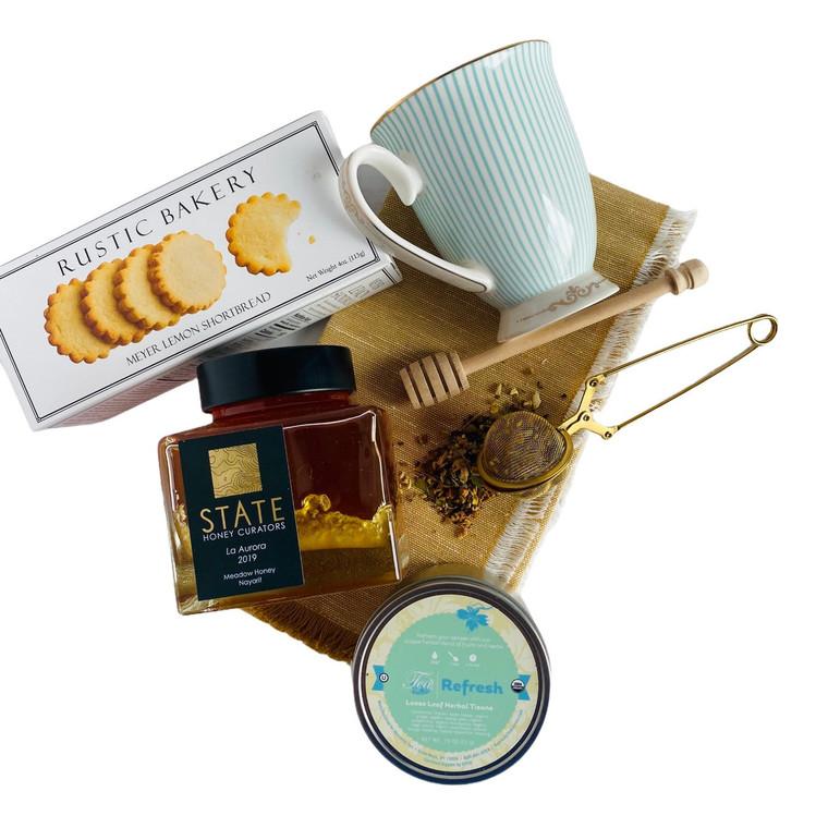 Tiffany's Breakfast In A Box
