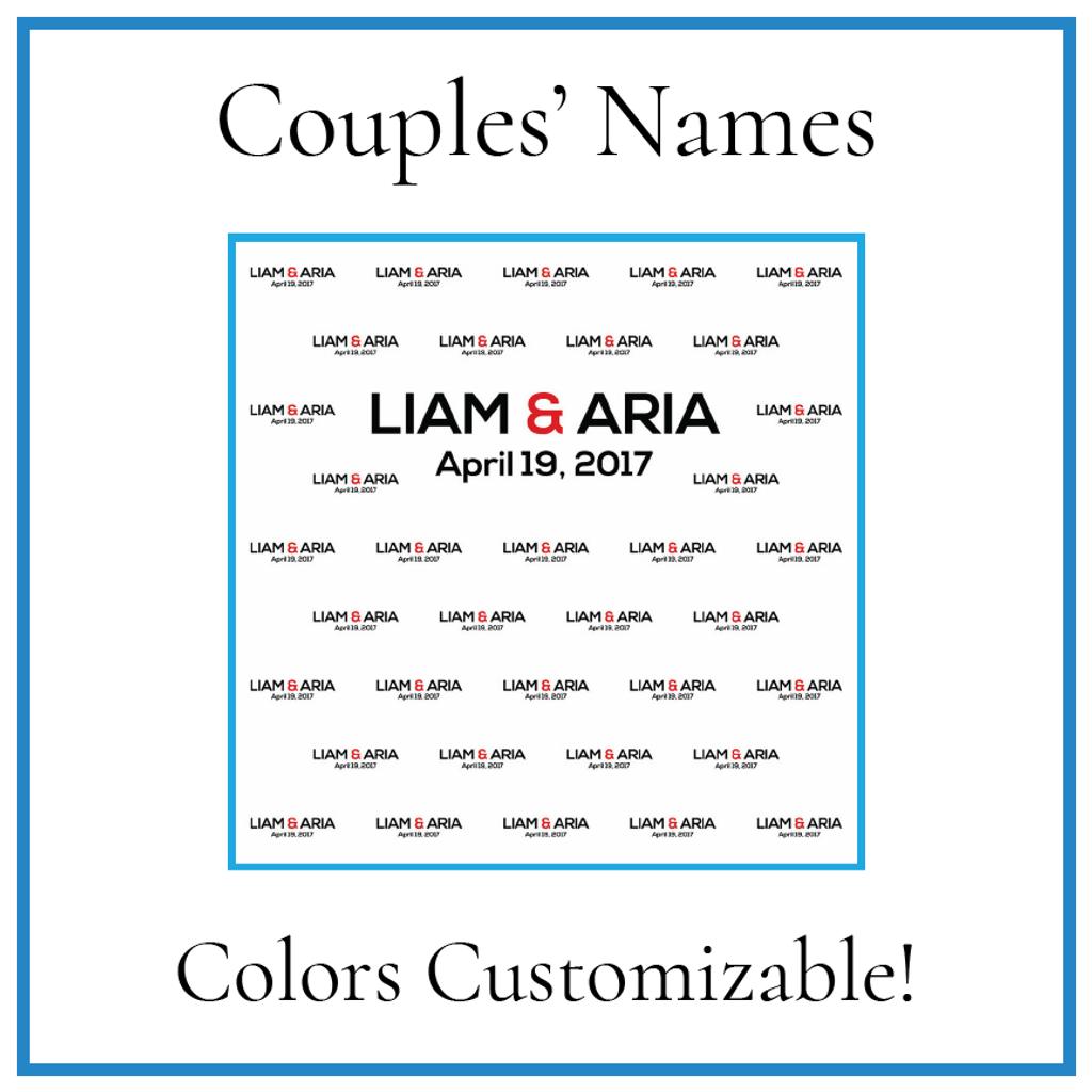 Couple - Customizable Colors