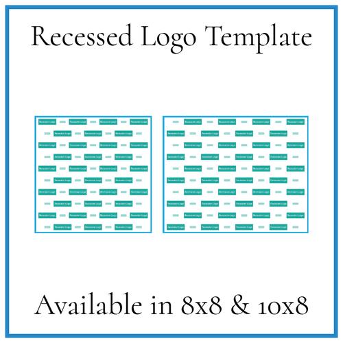 Recessed Logo