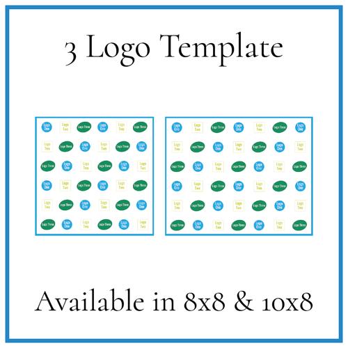 Three Logo Template