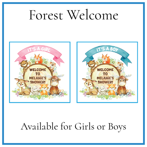 Forest Welcome Theme